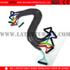 Exercise Cords Latex Resistance Band With Fabric Covered