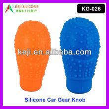 Car Gear Knob Sleeve,Silicone Cover for Gear Shift Knob