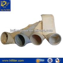 550G PE Dusting filter bag Metal smelting plant dust collector filter