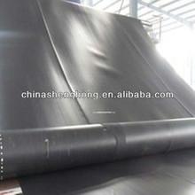 Environmental and cost saving basement blue pond liner pvc reinforced membrane blanket