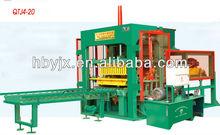 QTJ4-20 manual block machine ecologic