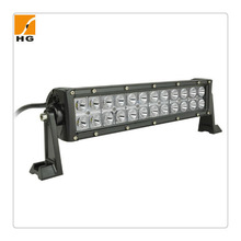 17inch 72W double row led light bar off road roof top led light bar HG-8624-72