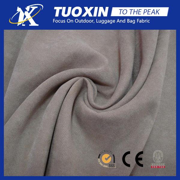 замши ткань для автомобилей/замши ткань для поворотной крышкой стул/замши ткань сиденья автомобиля