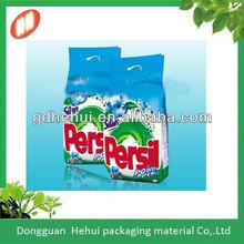 washing powder bags/laundry powder bag/plastic packaging