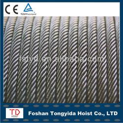 Crane Steel Wire Rope, Wire Rope manufacturer