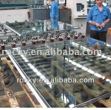 Rocky Triple Glazed Glass Panel