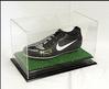 acrylic single shoe display stands