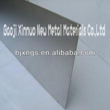 ASTM F67 titanium properties