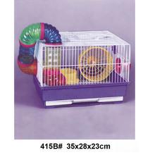 plastic luxury hamster cage