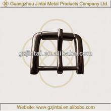 popular fashion high quality cheap belt ribbon clothes garment bag round metal roller pin Buckle
