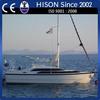 China manufacturing Hison 26ft personal sailing yacht china