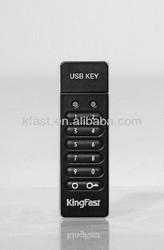 Kingfast 16GB portable encryption USB Flash Drive