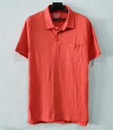Orange Men T-Shirt 131