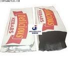 take away food pack foil paper bag,printed aluminum foil packaging bags for dog food