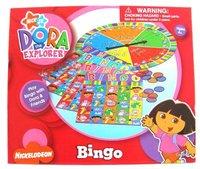Nickelodeon Bingo Board Game Dora The Explorer