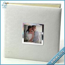 Factory Direct Wholesale Perfect Binding Wedding Photo Album, Album Photo