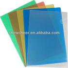 Fancy PP L shape file folder