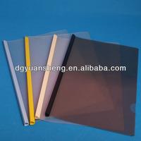 office product producer printing a4 size plastic folder binder spine bar