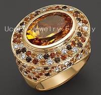 2014 Fashion Luxury Zircon wedding wooden wedding rings