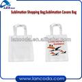sublimação saco de tote