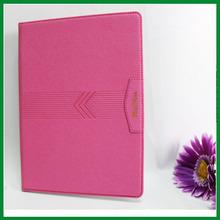 portfolio leather case for ipad ,waterproof case for ipad,for ipad solar case