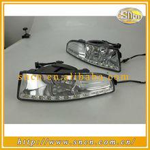 LED DRL skoda octavia accessories led daytime running light Skoda Octavia fog light