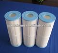 Los tipos de industriales chemial huracán de filtro de la piscina de natación filtros de cartucho para spa& estanque hecho en china