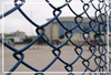 SX- high quality chian link fence and gates manufacturer