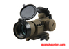 New style 1x35 M3 red dot scope / red dot riflescope