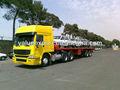 Tractor de HOWO camión para irán