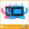 Kids Safe Thick Foam Shock Proof EVA Case Handle Cover For Ipad 2 3 4