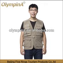 Stylish women rabbit fur vest