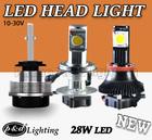 led car light headlight h4 conversion kits
