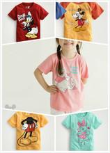 new 2014 boys clothing children t shirts girls brand t shirts kids boys t-shirts for summer