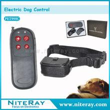 Dog electronic shock training collar electric pet dog collars