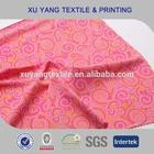 Anti UV waterproof polyester or nylon spandex swimwear fabric