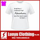Latest unique t shirts slogan design
