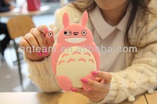 Hot Selling New Arrival Silicone 3D Cute Cartoon Case for IPhone 5