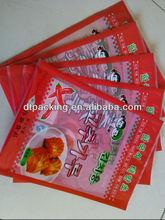 food grade color printing seasoning packaging,export to Korea