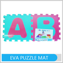 Hot Sale Safety Best Quality EVA Foam Mat Baby Play Tatami Puzzle