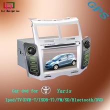 used car toyota yaris