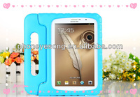 EVA kid proof tablet pc cover/case for samsung galaxy note 8.0 n5100