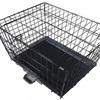 Folding Metal Mesh Dog Cage