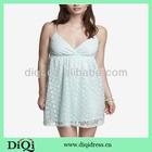 lace babydoll plus size dress for women