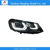 Auto projector lamp for VW Touareg 11-13 Headlight , sedan headlamp fit VW Touareg 11-13