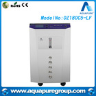 Aquapure 18g/h industrial ozonator with oxygen system
