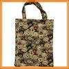 Polyester/cotton teddy bear gobelin recyclable shopping bags