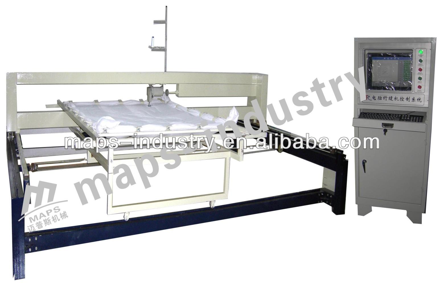 arm quilting machine used