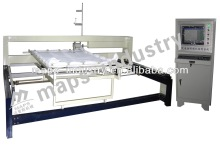2014 new products in machinery, used long arm sewing machine