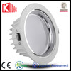 Epistar chip downlight led downlight with ce and rohs 28w White